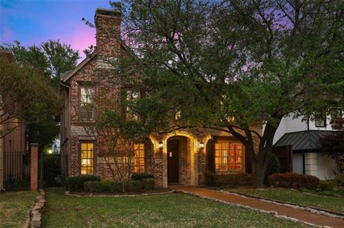 Photo of 5038 Airline Road, Highland Park, TX 75205 (MLS # 14551306)
