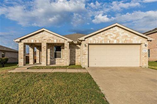 Photo of 6700 Switchgrass Road, Arlington, TX 76002 (MLS # 14697306)