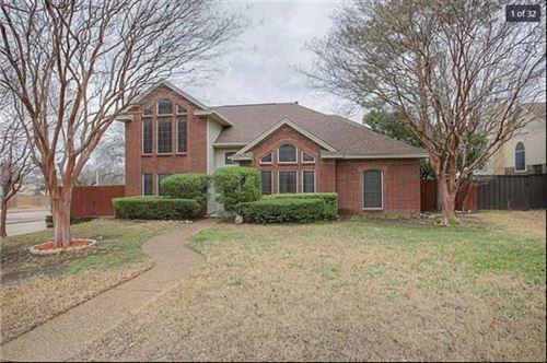 Photo of 6026 Brookline Drive, Rowlett, TX 75089 (MLS # 14691307)