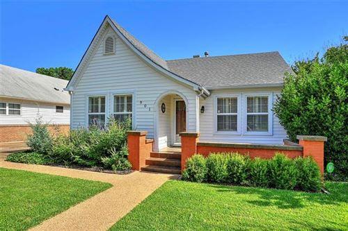 Photo of 901 W Shepherd Street, Denison, TX 75020 (MLS # 14383308)