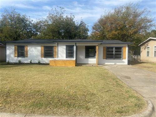 Photo of 3625 Aurora Street, Haltom City, TX 76117 (MLS # 14465308)