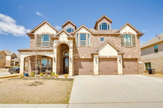 1301 Desert Barrel Drive, Fort Worth, TX 76177 - #: 14535308