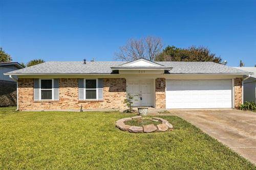Photo of 242 N Bryan Way, Mesquite, TX 75149 (MLS # 14696309)