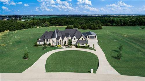 Photo of 1636 Vista Court, McLendon Chisholm, TX 75032 (MLS # 14616310)
