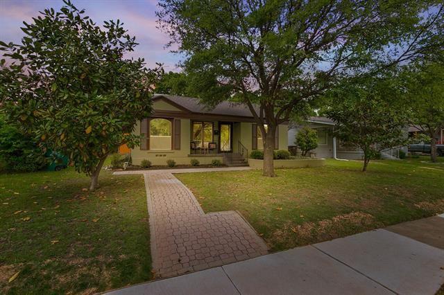 4232 Curzon Avenue, Fort Worth, TX 76107 - #: 14553313