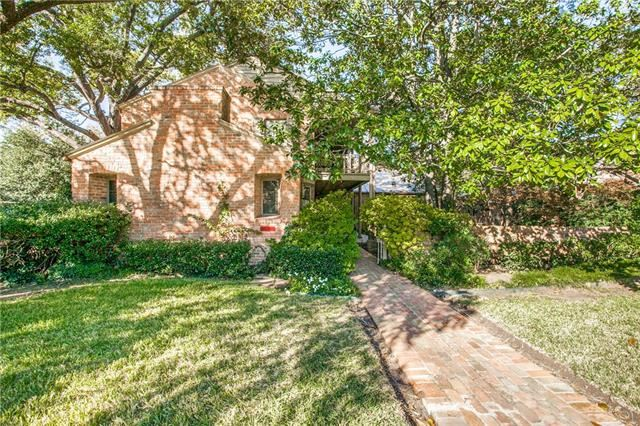 Photo for 4350 Rheims Place, Highland Park, TX 75205 (MLS # 13976314)