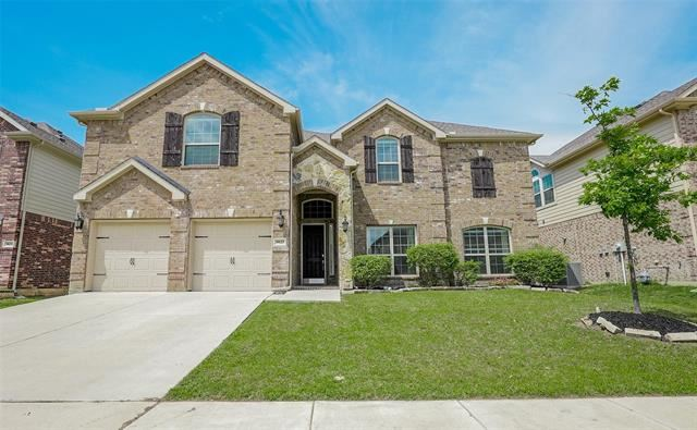 9825 Yellow Cup Drive, Fort Worth, TX 76177 - #: 14578314