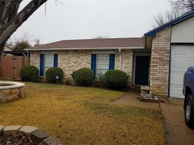 7004 Greenview Circle S, Fort Worth, TX 76120 - #: 14554315