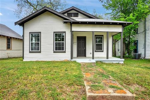 Photo of 1123 W Morgan Street, Denison, TX 75020 (MLS # 14556317)
