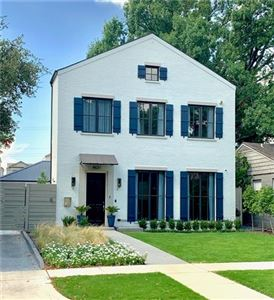 Photo of 4631 Westside Drive, Highland Park, TX 75209 (MLS # 14185319)
