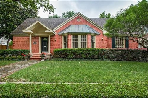 Photo of 3301 Westminster Avenue, University Park, TX 75205 (MLS # 14546319)