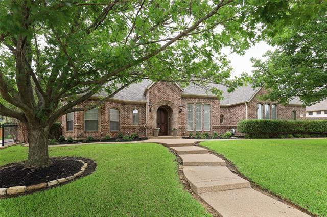 512 Remington Court, Colleyville, TX 76034 - #: 14606319