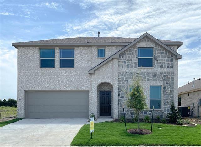 804 Foxtail Bend, Lavon, TX 75166 - #: 14669321