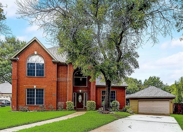 3273 Shady Glen Drive, Grapevine, TX 76051 - #: 14593322