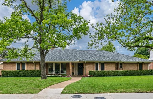 4748 Forest Bend Road, Dallas, TX 75244 - #: 14541323