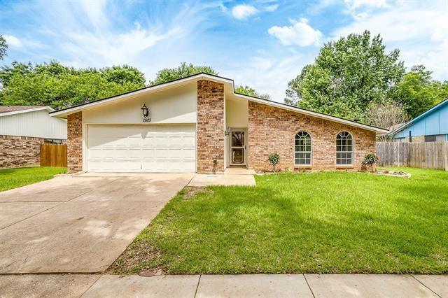 2609 Creekview Drive, Arlington, TX 76016 - #: 14592323
