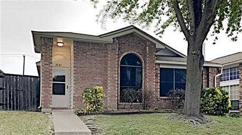 Photo of 1501 Savannah Street, Mesquite, TX 75149 (MLS # 14552325)