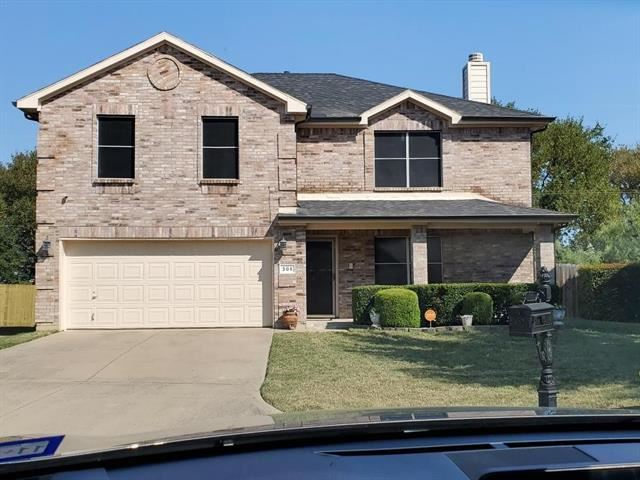 305 Canyon Oak Court, Fort Worth, TX 76112 - #: 14596325