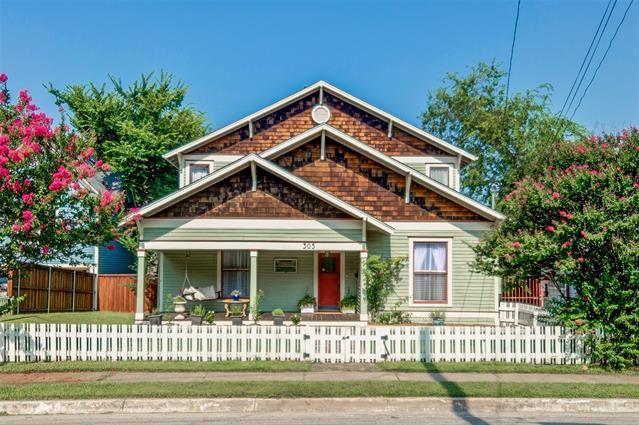 305 N Bradley Street, McKinney, TX 75069 - MLS#: 14626325
