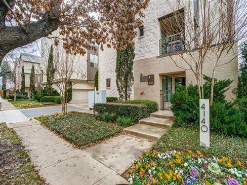 Photo of 4140 Newton Avenue #15, Dallas, TX 75219 (MLS # 14281326)