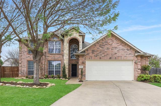 4101 Ashmont Court, Fort Worth, TX 76244 - #: 14556326