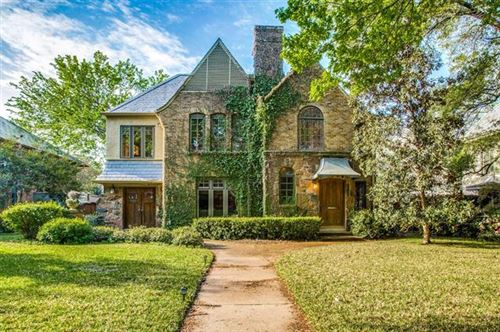 Photo of 4411 Westway Avenue, Highland Park, TX 75205 (MLS # 14260327)