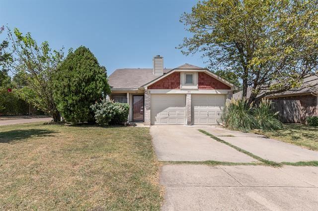 1411 Woodfern Drive, Arlington, TX 76018 - #: 14413327