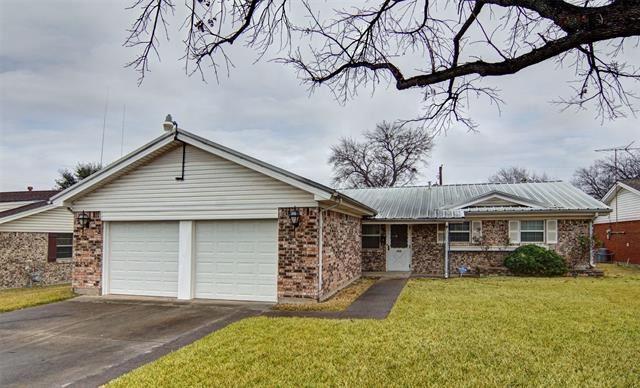 868 Saddle Road, White Settlement, TX 76108 - #: 14504327