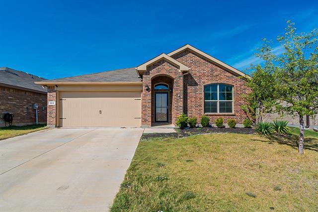 324 Foxhunter Street, Fort Worth, TX 76131 - #: 14688327