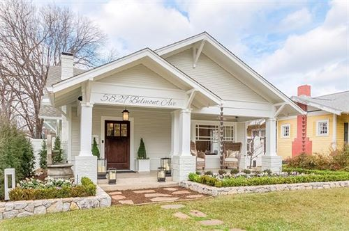 Photo of 5829 Belmont Avenue, Dallas, TX 75206 (MLS # 14278328)