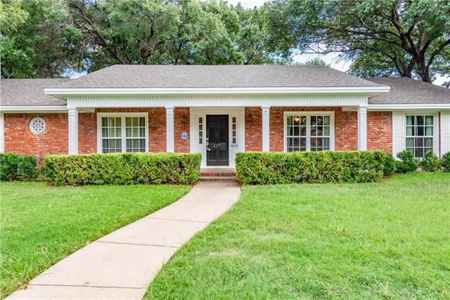 4371 Westdale Drive, Fort Worth, TX 76109 - MLS#: 14190328