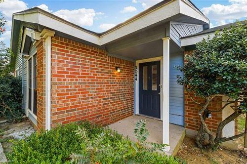Photo of 2544 Indigo Lane, Arlington, TX 76015 (MLS # 14691331)