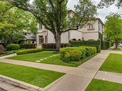 Tiny photo for 3600 Dartmouth Avenue, Highland Park, TX 75205 (MLS # 14341333)