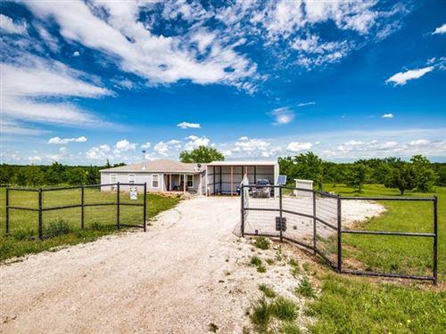 Photo of 1274 Hart Lane, Tioga, TX 76271 (MLS # 14401333)