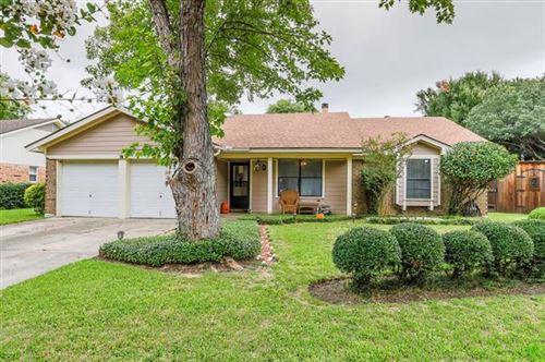 Photo of 4017 Chestnut Street, Fort Worth, TX 76137 (MLS # 14429334)