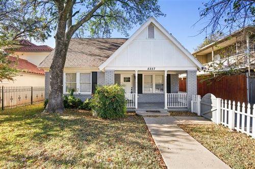 Photo of 5227 Homer Street, Dallas, TX 75206 (MLS # 14472334)