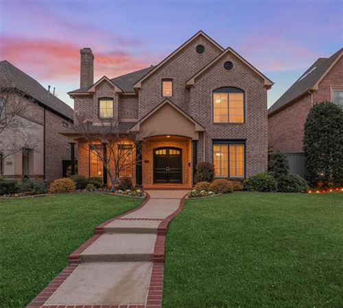 Photo of 2724 Milton Avenue, University Park, TX 75205 (MLS # 14492334)