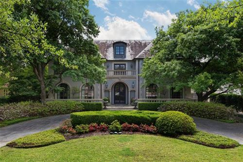 Photo of 3721 Beverly Drive, Highland Park, TX 75205 (MLS # 14563334)