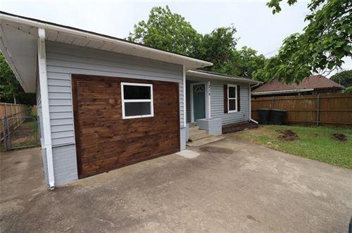 Photo of 316 W Taylor Street, Sherman, TX 75092 (MLS # 14363337)