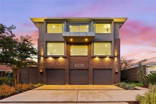 Photo of 4339 Bonham Street, Dallas, TX 75229 (MLS # 14479340)