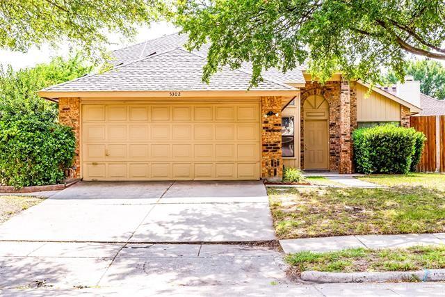 5302 Sherburne Drive, Arlington, TX 76018 - #: 14404342
