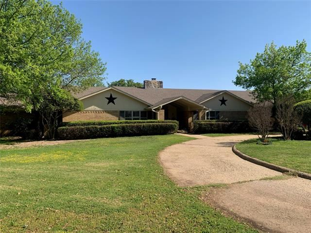 1705 Arapaho Circle, Graham, TX 76450 - MLS#: 14518342