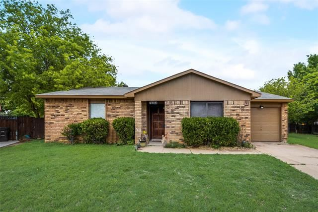 7854 Hollyberry Court, Fort Worth, TX 76133 - #: 14565342