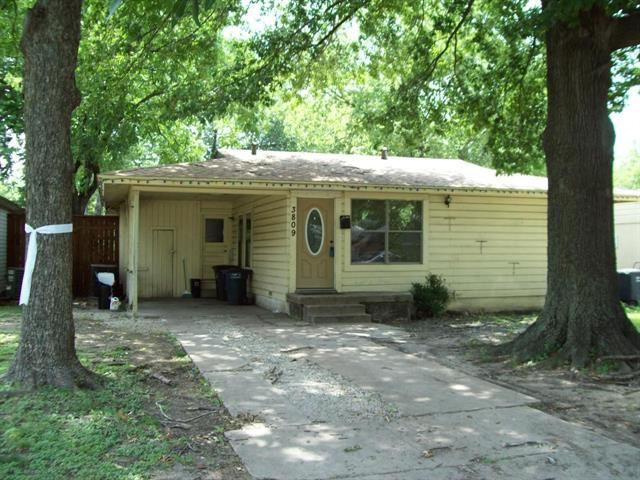3809 James Avenue, Fort Worth, TX 76110 - #: 14379343