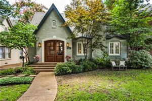 Photo of 4017 Stanford Avenue, University Park, TX 75225 (MLS # 14131344)