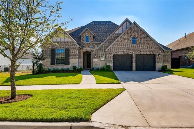 1817 Shade Tree Street, Aledo, TX 76008 - #: 14593344