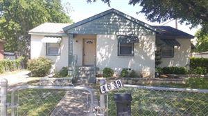 Photo of 4639 Manett Street, Dallas, TX 75204 (MLS # 13870346)