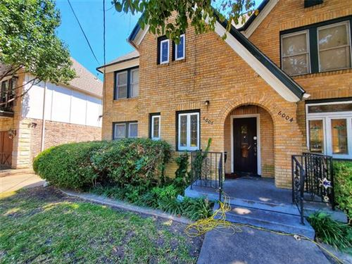Photo of 6006 La Vista Drive, Dallas, TX 75206 (MLS # 14435346)
