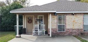 Photo of 1000 N Brents Avenue, Sherman, TX 75090 (MLS # 14181349)
