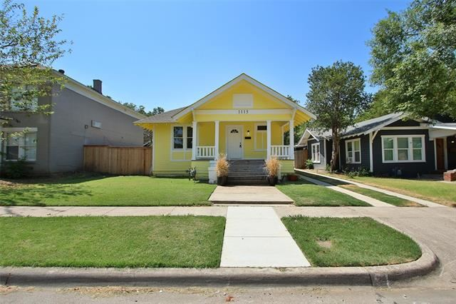 1115 Hawthorne Avenue, Fort Worth, TX 76110 - #: 14359349